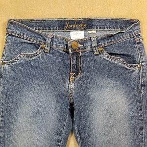 Jordache Stretch Denim Jeans 5/6